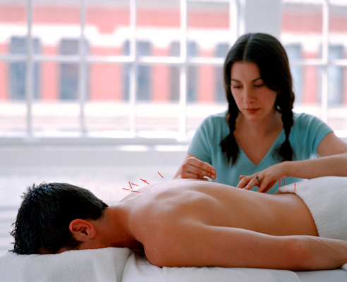 How acupuncture relieves stress